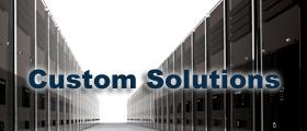 Web Hosting Custom Solutions